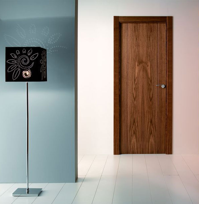 Puertas vega for Precio puerta madera interior