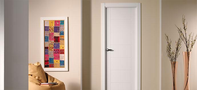 Proma fabricantes de puertas - Puertas de madera lacadas ...