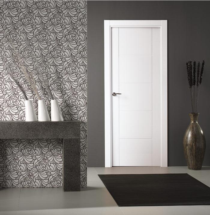 Puertas lacadas - Precios puertas lacadas en blanco ...