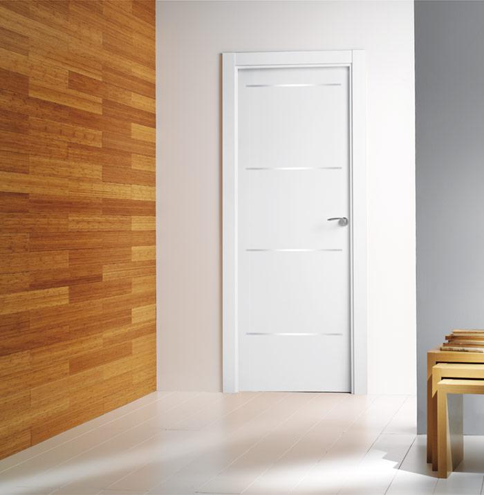 Puertas lacadas - Precios de puertas lacadas en blanco ...