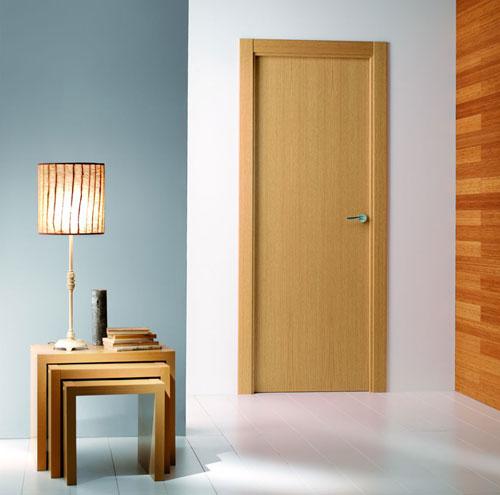 Puertas vega for Puertas de madera para interiores baratas