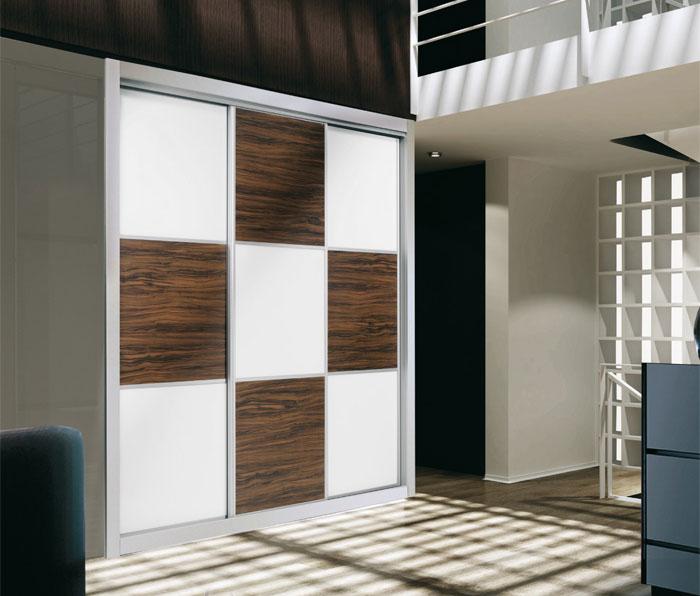 Puertas armarios deslizantes - Tipos de puertas correderas ...