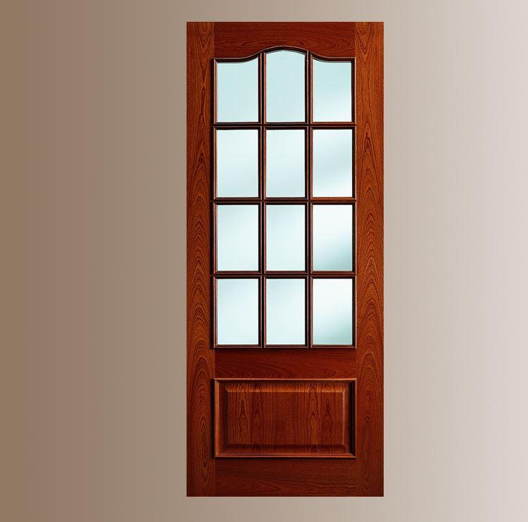 Puertas cl sica - Cristales decorativos para puertas de interior ...