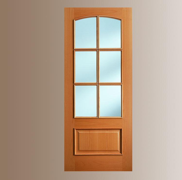 Puertas cl sica - Puertas de paso de madera ...