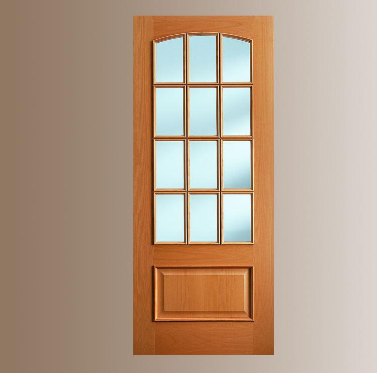 Puertas cl sica - Puertas con cristales de colores ...