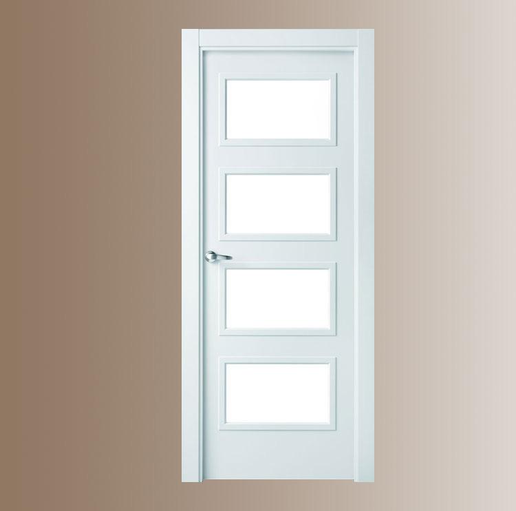 Puertas lacadas for Puertas de interior lacadas