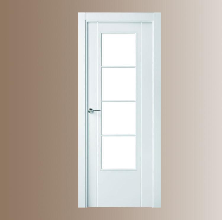 Puertas lacadas for Puertas blancas economicas
