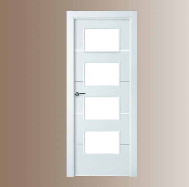 Puertas lacadas for Puerta 8500 proma