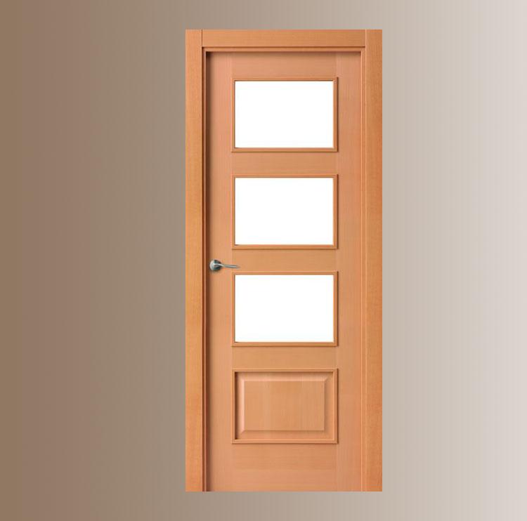 Puertas moldura plana - Molduras de puertas ...