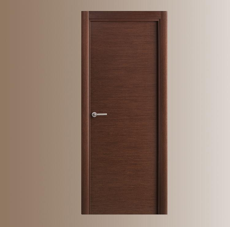 Puertas vega for Puertas de madera interiores modernas