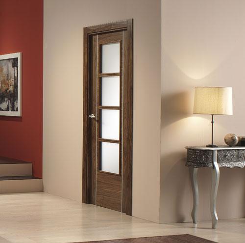 Puertas vega - Puertas interiores con cristal ...