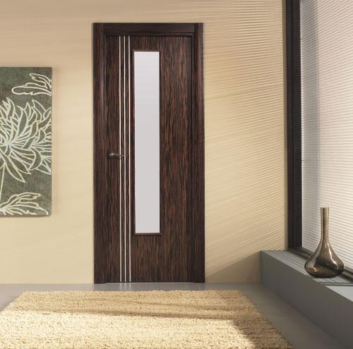 Puertas vega for Puertas cristal interior casa